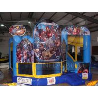 The Avengers inflatable moon bounce for kids thumbnail image