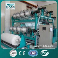 DX298 mattress materials making machine,raschel warp knitting machine