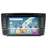 car radio for skoda octavia car radio navigation with dvd gps multimedia