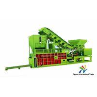 Hydraulic Metal Baler/Used Scrap Metal Baler