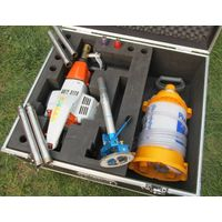 portable sampling drilling