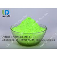 Plastic additive fluorescent brightener OB-1 393