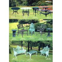 Sell Cast Iron Garden Furniture