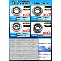 Cosmic Forklift Parts New Parts No.339-MAST ROLLER