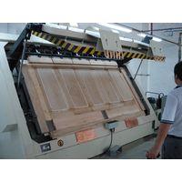 Radio frequency RF slant wood board joining/wooden door making machine thumbnail image