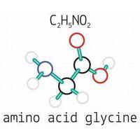 glycine (aminoacetic acid)