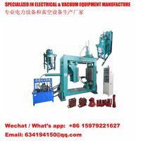 APG Silicone Clamping Machine embedded pole apg machine