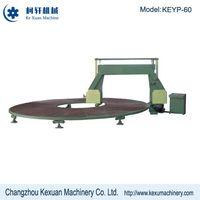 Automatic foam circular cutting machine