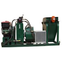 GDS1500D Diesel Engine Shotcrete Pump