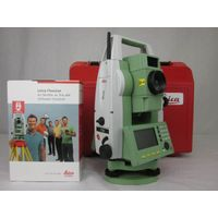 "Used Leica TS06ultra 2"" R1000 Total Station With Bluetooth"