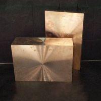 Brass castings mold beryllium copper