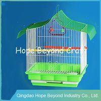 Metal bird house bird cages