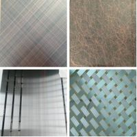 304 Decorative Stainless Steel Sheet Plate Metal Decor