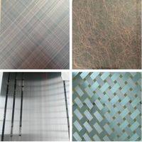 304 Decorative Stainless Steel Sheet Plate Metal Decor thumbnail image