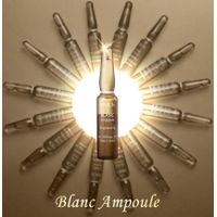DMCK Whitening Blanc Vial Ampoule - brightening and nourishing thumbnail image