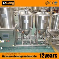 3-year warranty Fermenting Equipment Processing and Beer Processing Types brew kettle 20l,50l,80l fo thumbnail image