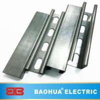 Slotted Strut Channel 41*41 C Channel