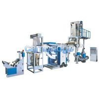 Union of PE Film Blowing Machine with Flexographic Printing Machine thumbnail image