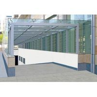 the 3-19mm safety toughened glass railing,canopy,Balustrades thumbnail image