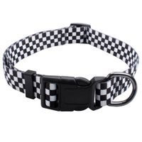 Plaid Dog Collar: Hot Sale Custom Dog Collars With Logo Factory Direct