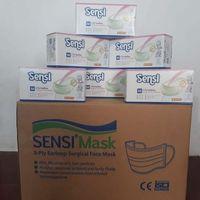 Sensi Mask Surgical Mask 3-Ply (50pcs)