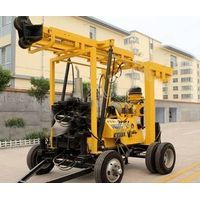 Best Selling Full Hydraulic High Efficiency XYX-3 Drilling Rig for Rock Drilling thumbnail image