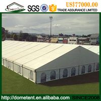 Elegant White Wedding Party Tents With Church Window For Sale