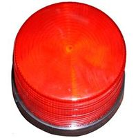 Wireless siren with strobe light   (ABS-17) thumbnail image