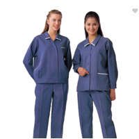 Custom uniform housekeeping design for cleaning thumbnail image
