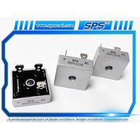 SPS 50A 1000V Glass Passivated Single Phase Bridge Rectifier Through Hole KBPC5010