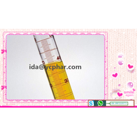 Injectable liquid Trenbolone Acetate 100mg/ml yellow liquid CAS :10161-34-9 for muscle building