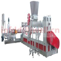 Single Screw Extruder Pelletizing Line