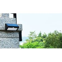 4W Solar Motion Sensor LED Light