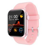 Newwear R3L Wristband Men Women Calculators Clock Heart Rate Sleep Monitor Smartwatch thumbnail image