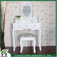 white mirror wooden dresser with chair bedroom furniture wooden dresser