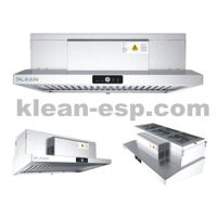 KLEAN Cooking Fume Exhaust Hood with Electrostatic Precipitator