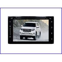 6.95 inch Universal car dvd player/car radio dvd player/car radio system