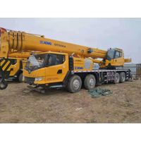 Sell used 50 ton XCMG Truck Crane