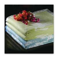 Acrylic jacquard blanket, throw, scarf