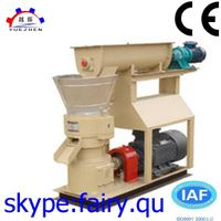 Wood pellet machine with CE&ISO