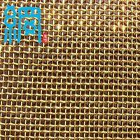 16 mesh brass wire mesh