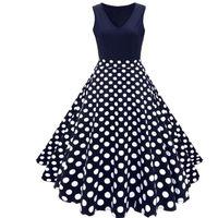 Custom Summer 2021 new style fashion Elegant Flower Women midi Floral Dress thumbnail image