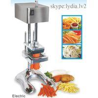Automatic Potato Chips Cutting Machine
