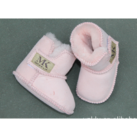 Wholesale Shoes Kids Children Glitter Suede double face sheepskin Winter Baby Shoes