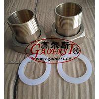 instalación de tuberías, conexión de latón, accesorios de latón, DN15~DN40 thumbnail image