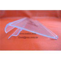 Supermarket pvc plastic price tag holder LC-103 thumbnail image