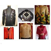 Crocheted Fabrics shawl&scarf fashion shawl pashmina shawl cashmere shawl knitted shawl silk fur sha thumbnail image
