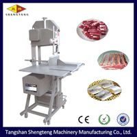 350 stainless steel frozen meat cutting cutter machine saw blade meat band saw blades thumbnail image