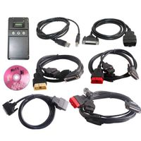 Mut 3 Mut III Scanner Mitsubishi MUT-3 for Cars and Trucks with Coding Function