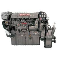 New Yanmar 6AYM-WET Marine Diesel Engine 829HP